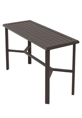 Tropitone Furniture Co., Inc. - Banchetto Rectangular Console Table - 401160CT