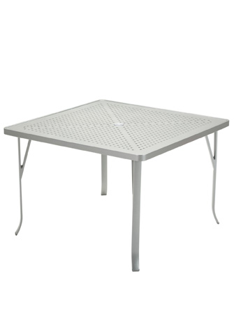 Tropitone Furniture Co., Inc. - Boulevard Square Dining Umbrella Table - 4243SBU