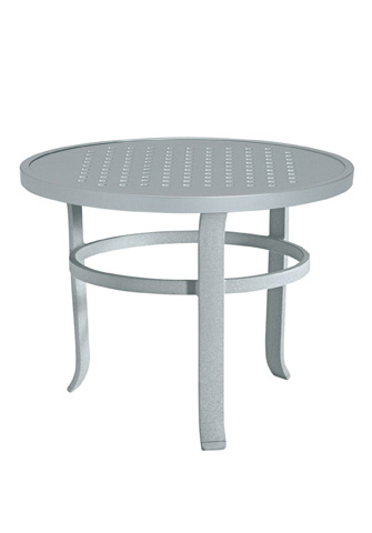 Tropitone Furniture Co., Inc. - Boulevard Round Tea Table - 4283SB