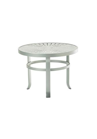 Tropitone Furniture Co., Inc. - La'Stratta Round Tea Table - 4283SL