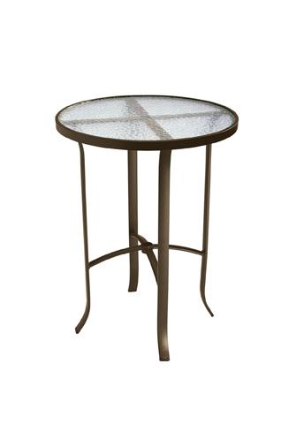 Tropitone Furniture Co., Inc. - Acrylic Round Bar Table - 4293A