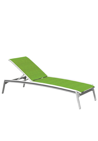 Tropitone Furniture Co., Inc. - Elance Relaxed Sling Chaise Lounge - 461132
