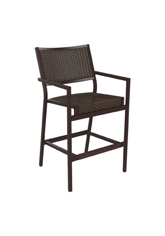 Tropitone Furniture Co., Inc. - Cabana Club Woven Barstool - 591526WS