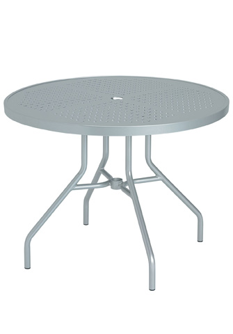 Tropitone Furniture Co., Inc. - Boulevard Round Dining Umbrella Table - 670SBU