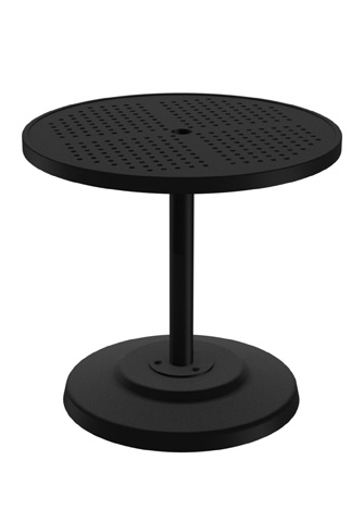 Tropitone Furniture Co., Inc. - Boulevard Round Dining Umbrella Table - 701441SBU