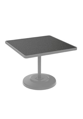 Tropitone Furniture Co., Inc. - Raduno Pedestal Dining Umbrella Table - 701476HU