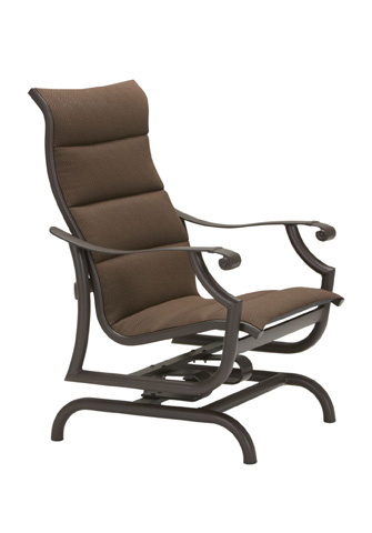 Tropitone Furniture Co., Inc. - Montreux Padded Sling Action Lounger - 710125PS