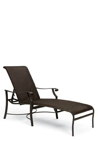 Tropitone Furniture Co., Inc. - Montreux Woven Chaise Lounge - 710132WS