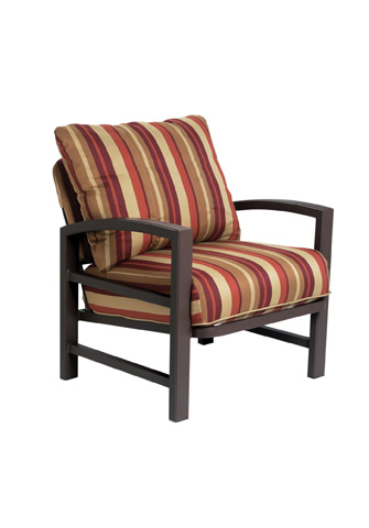 Tropitone Furniture Co., Inc. - Lakeside Cushion Lounge Chair - 730511