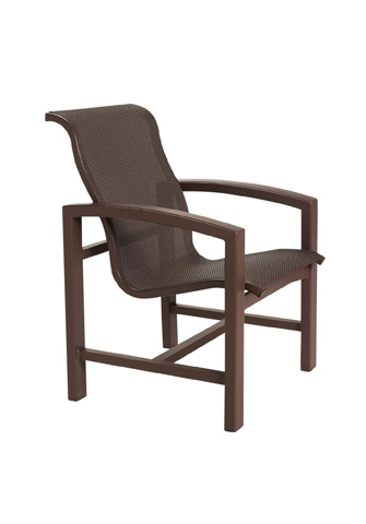 Tropitone Furniture Co., Inc. - Lakeside Sling Dining Chair - 740537