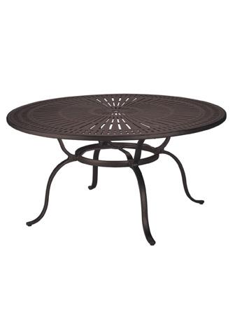 Tropitone Furniture Co., Inc. - Spectrum Dining Umbrella Table - 800148