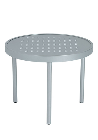 Tropitone Furniture Co., Inc. - Boulevard Round Tea Table - 8082SB