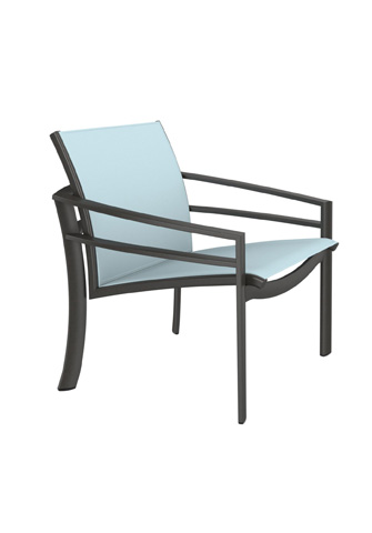 Tropitone Furniture Co., Inc. - KOR Relaxed Sling Lounge Chair - 891511