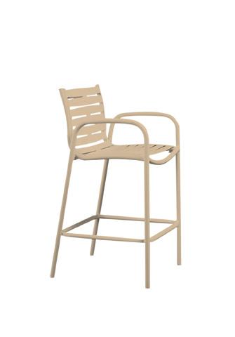 Tropitone Furniture Co., Inc. - Millennia EZ Span Barstool - 9526RB
