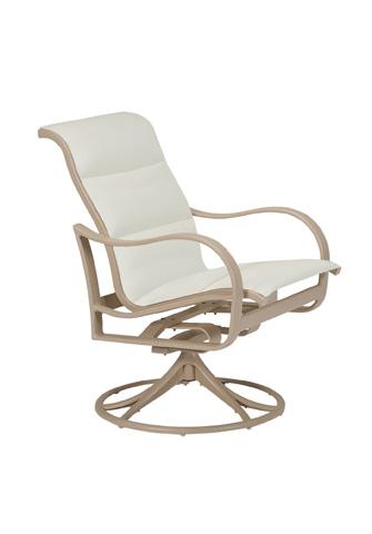 Tropitone Furniture Co., Inc. - Shoreline Padded Sling Swivel Rocker - 960269PS