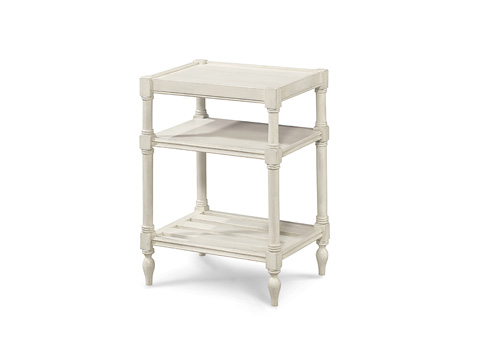 Universal Furniture - 3-Tier Chairside Table - 987817
