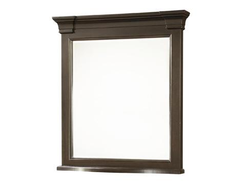 Universal Furniture - Portrait Mirror in Midnight - 98804M