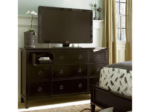 Universal Furniture - Nine Drawer Dresser in Midnight - 988040