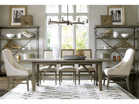 Universal Furniture - Berkeley 3 Great Room Rack - 316775