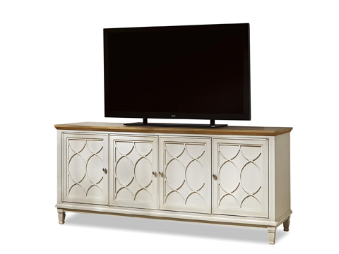 Universal Furniture - Moderne Muse Entertainment Console - 414964