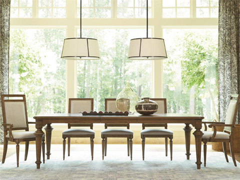 Universal Furniture - Remix Dining Table - 501653