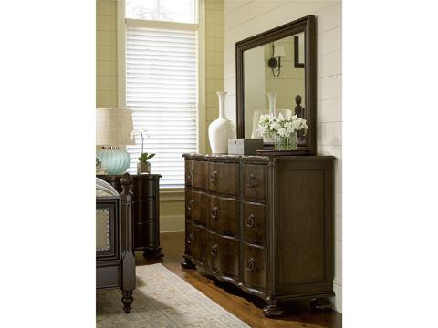 Universal Furniture - River House Dresser - 393050