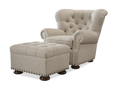 Universal Furniture - Maxwell Chair - 437503-100