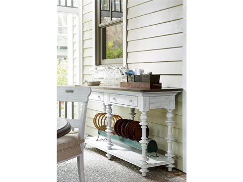 Paula Deen Home - Dogwood Console Table - 597A803