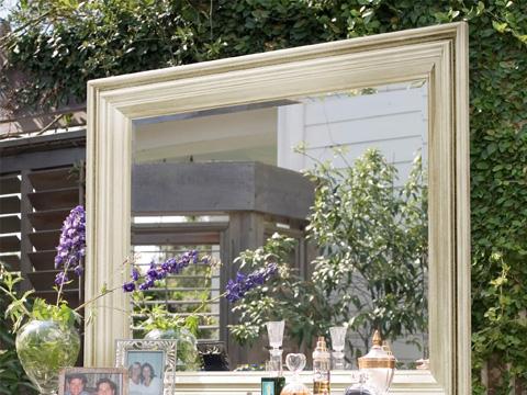 Paula Deen Home - Paula Deen Home Rectangular Landscape Mirror - 99604M