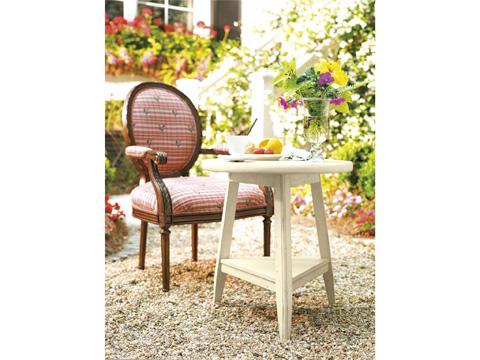 Paula Deen Home - Paula Deen Home Lamp Table - 996814