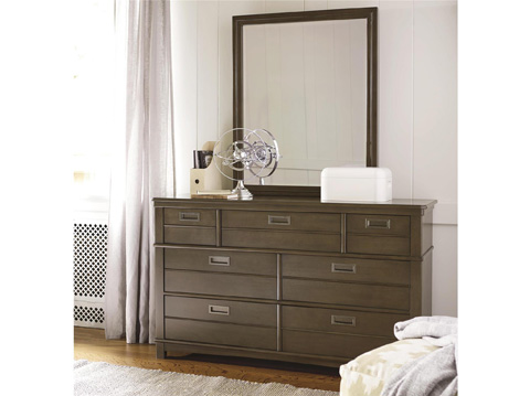 Universal - Smart Stuff - Varsity Drawer Dresser - 5351002