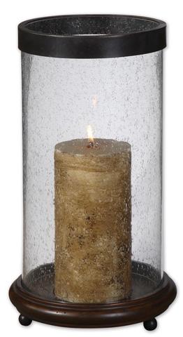 Uttermost Company - Layla Antique Candleholder - 19243