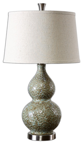 Uttermost Company - Hatton Ceramic Lamp - 26299