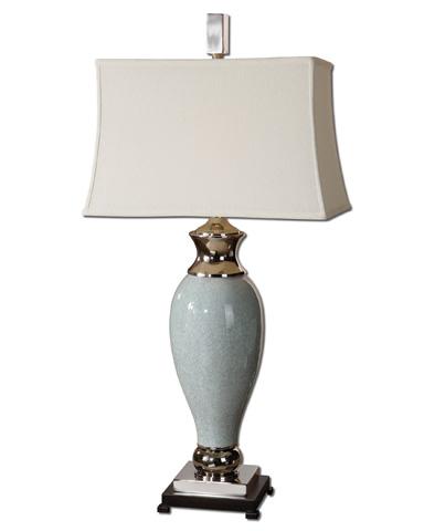 Uttermost Company - Rossa Light Blue Table Lamp - 26783