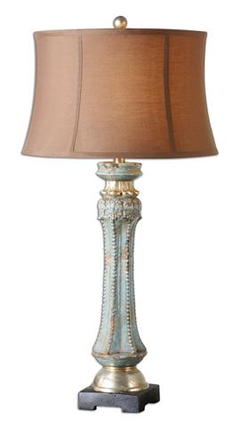Uttermost Company - Deniz Blue Table Lamp - 26822