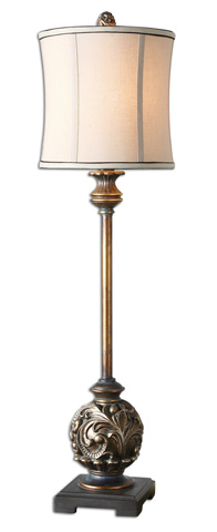 Uttermost Company - Shahla Bronze Buffet Lamp - 29291-1