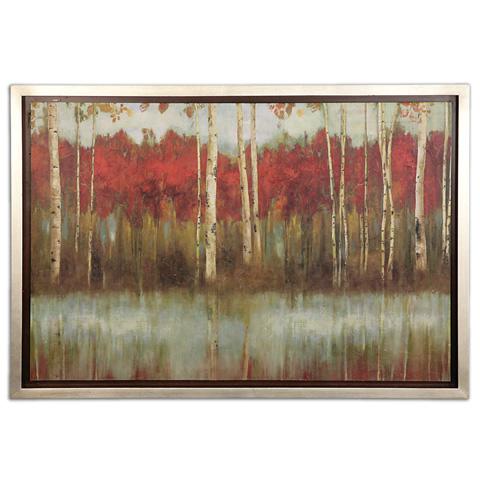 Uttermost Company - The Edge Framed Art - 41312