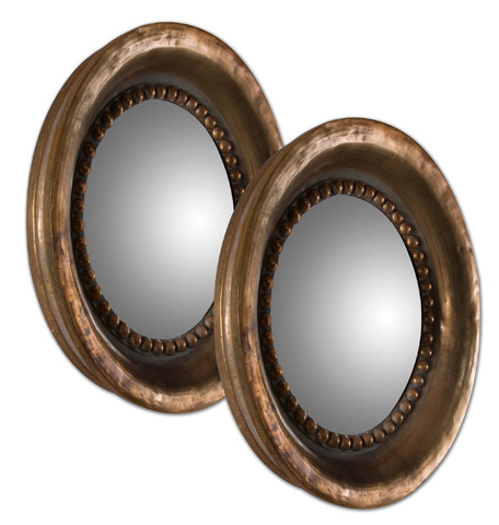 Uttermost Company - Tropea Rounds Wall Mirror - 12847