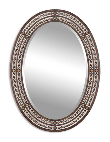 Uttermost Company - Matney Oval Wall Mirror - 13716
