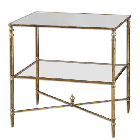 Uttermost Company - Henzler Lamp Table - 26120