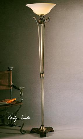 Uttermost Company - Adela Torchier Floor Lamp - 28510-1