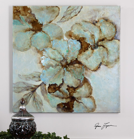 Uttermost Company - Fairy Blooms Wall Art - 34260