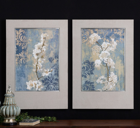 Uttermost Company - Blossoms Wall Art - 41511