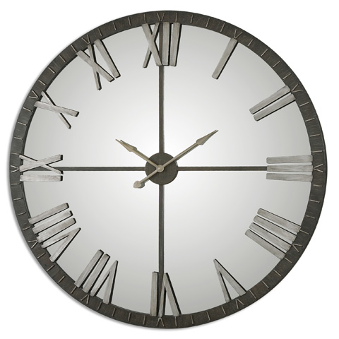 Uttermost Company - Amelie Wall Clock - 06419