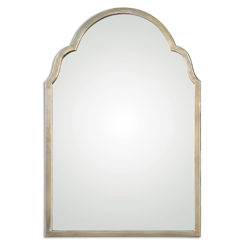 Uttermost Company - Brayden Petite Silver Mirror - 12906
