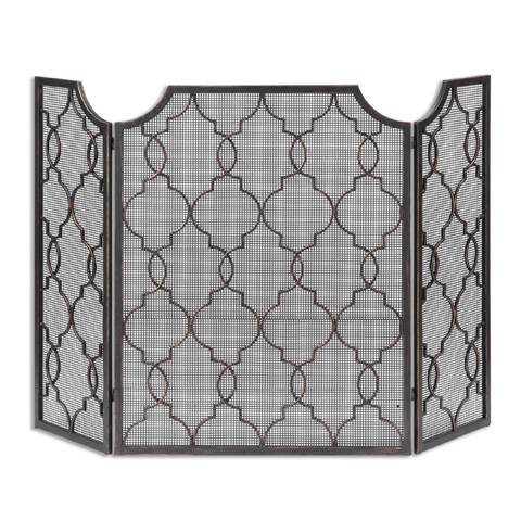 Uttermost Company - Charlie Fireplace Screen - 19915