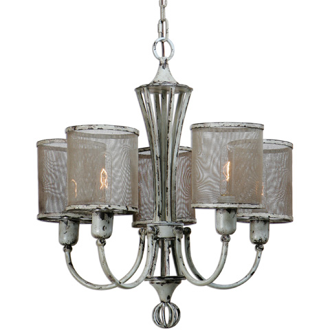 Uttermost Company - Pontoise Chandelier - 21259
