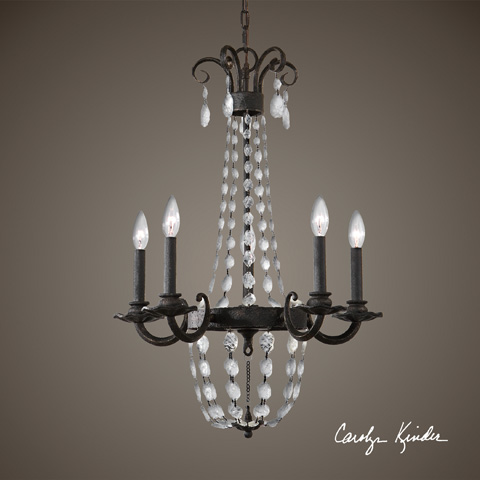 Uttermost Company - Icelandia Chandelier - 21274