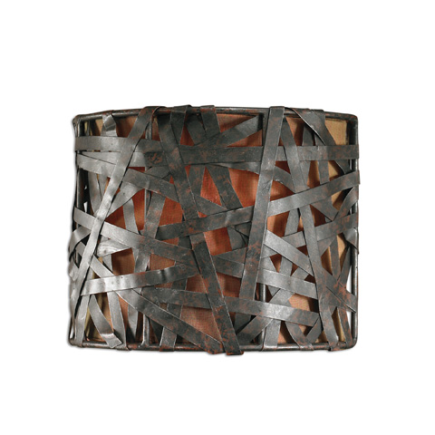 Uttermost Company - Alita 1 Lt Wall Sconce - 22463