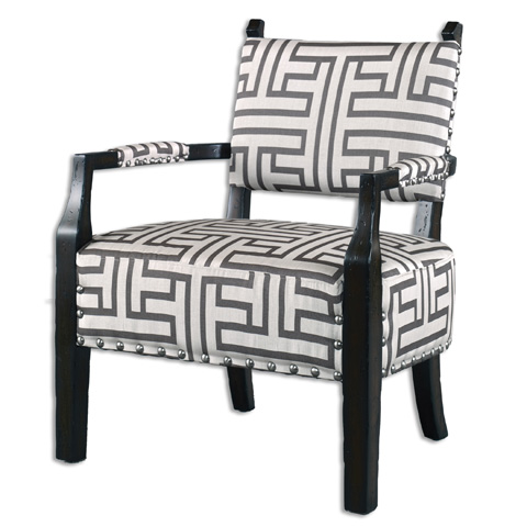 Uttermost Company - Terica Accent Chair - 23217